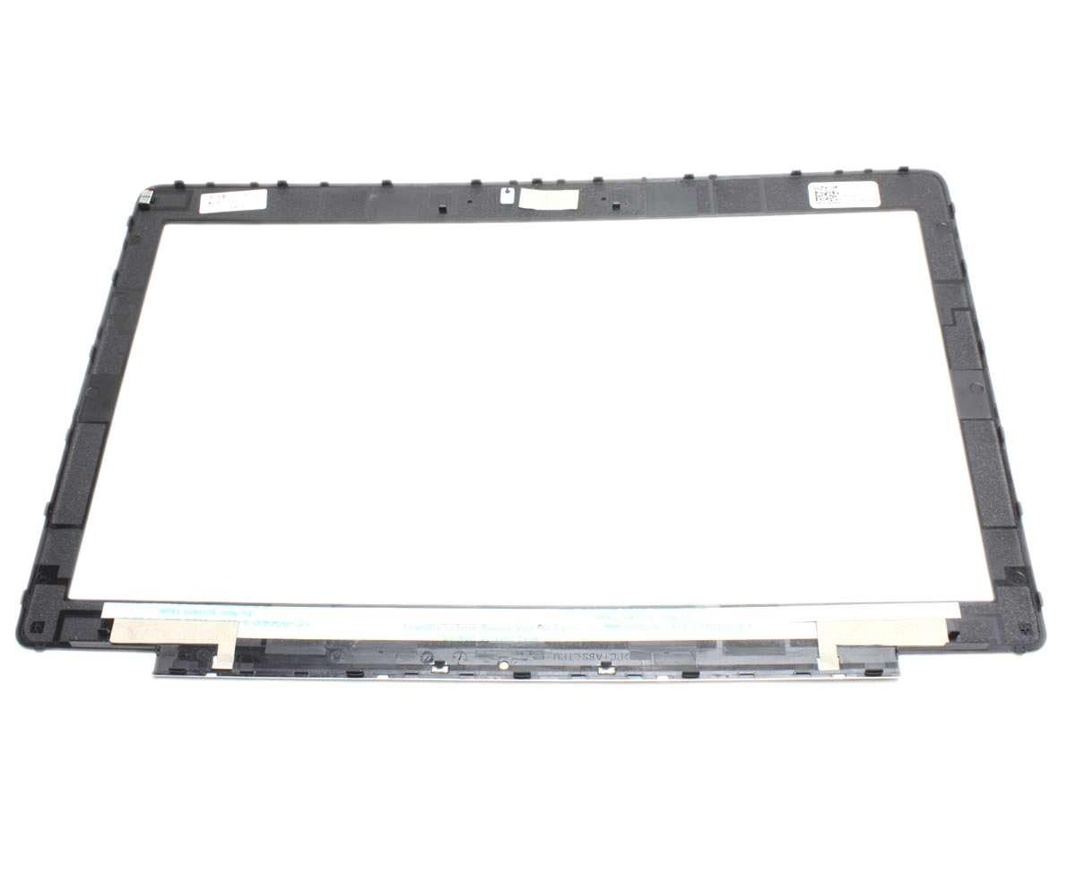 Rama Display Dell Latitude E6220 Bezel Front Cover Neagra imagine powerlaptop.ro 2021