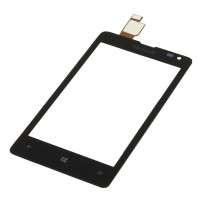 Touchscreen Digitizer Nokia Microsoft Lumia 435 . Geam Sticla Smartphone Telefon Mobil Nokia Microsoft Lumia 435