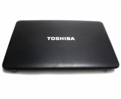 Carcasa Display Toshiba Satellite L855. Cover Display Toshiba Satellite L855. Capac Display Toshiba Satellite L855 Neagra