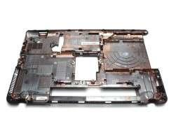 Bottom Toshiba Satellite C55-A. Carcasa Inferioara Toshiba Satellite C55-A Neagra