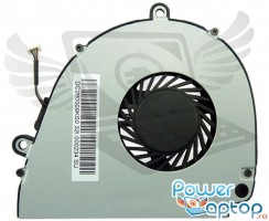 Cooler laptop Gateway NV57H Ventilator procesor Gateway NV57H. Sistem racire laptop Gateway NV57H
