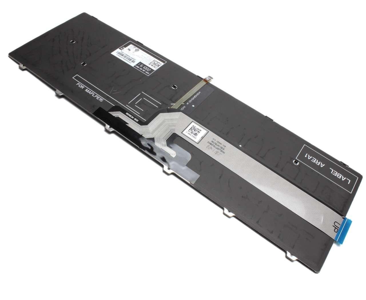 Tastatura Dell Inspiron 15 5577 iluminata backlit imagine