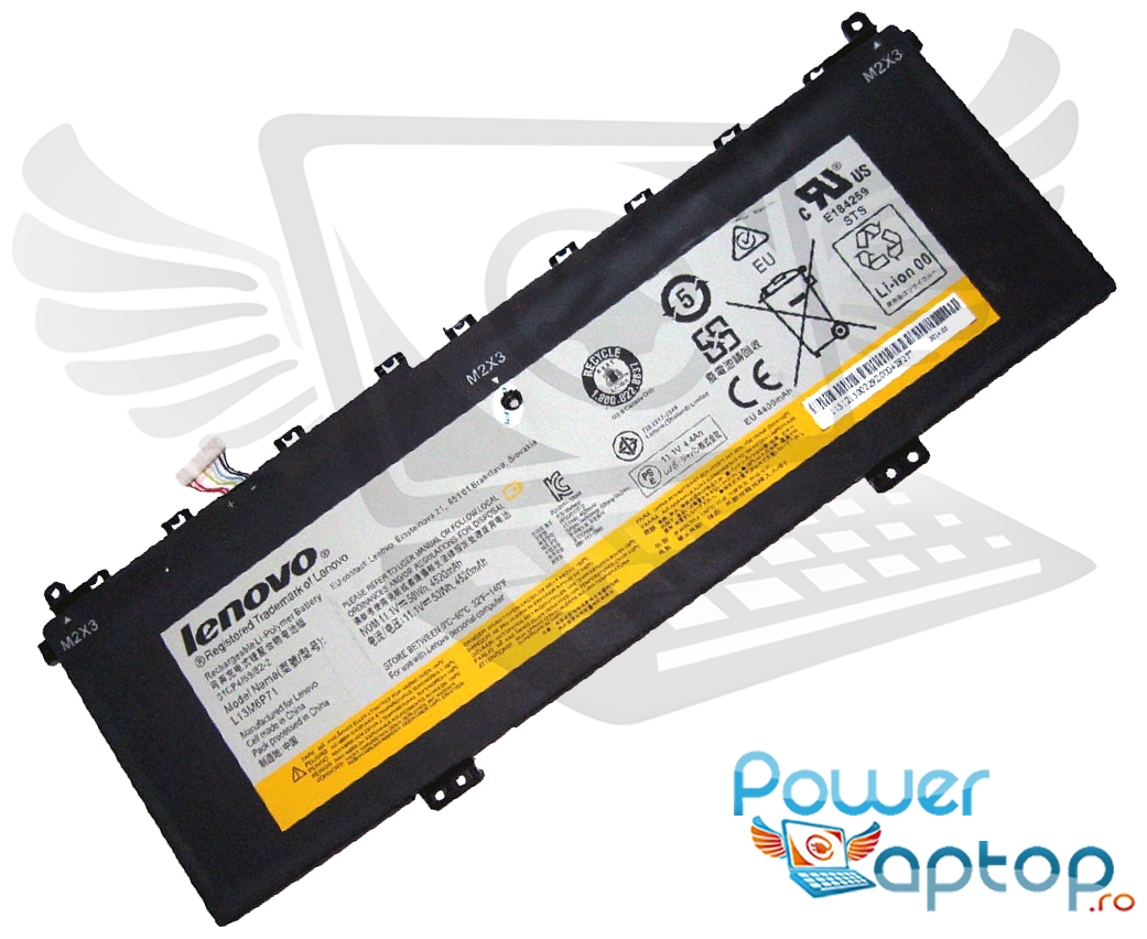 Baterie Lenovo 121500229 Originala imagine powerlaptop.ro 2021