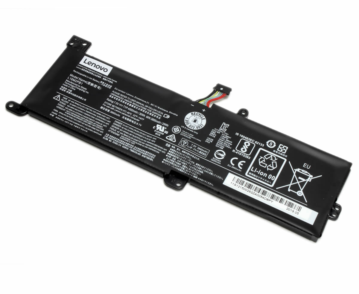 Baterie Lenovo IdeaPad 320 Touch 15ABR Originala 29Wh imagine powerlaptop.ro 2021