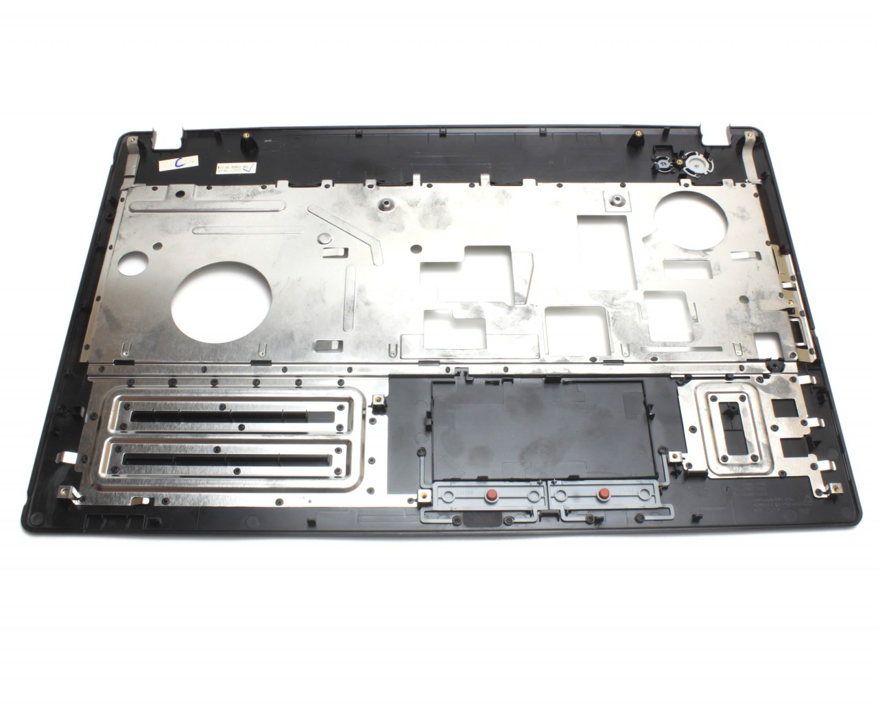Palmrest Lenovo G580 Negru fara touchpad imagine powerlaptop.ro 2021