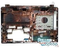 Bottom Lenovo  B50-70. Carcasa Inferioara Lenovo  B50-70 Neagra fara aerisire cooler
