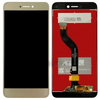 Ansamblu Display LCD + Touchscreen Huawei Ascend P8 Lite 2017 PRA-LX3 Gold Auriu . Ecran + Digitizer Huawei Ascend P8 Lite 2017 PRA-LX3 Gold Auriu