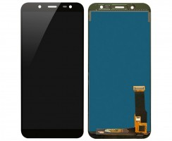 Ansamblu Display LCD + Touchscreen Samsung Galaxy J6 2018 J600 TFT LCD Black Negru . Ecran + Digitizer Samsung Galaxy J6 2018 J600 TFT LCD Negru Black