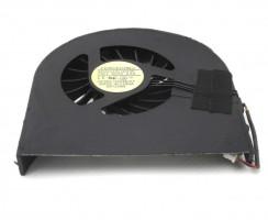 Cooler laptop Packard Bell EasyNote LM85. Ventilator procesor Packard Bell EasyNote LM85. Sistem racire laptop Packard Bell EasyNote LM85