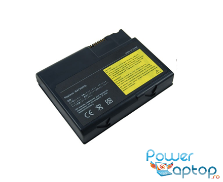 Baterie Acer TravelMate 272. Acumulator Acer TravelMate 272. Baterie laptop Acer TravelMate 272. Acumulator laptop Acer TravelMate 272. Baterie notebook Acer TravelMate 272