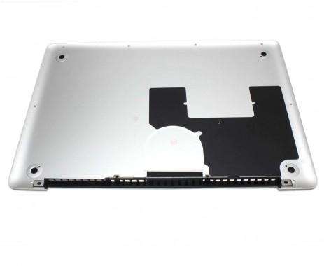 Bottom MacBook Pro Unibody 13 A1278 Mid 2012. Carcasa Inferioara MacBook Pro Unibody 13 A1278 Mid 2012 Argintie