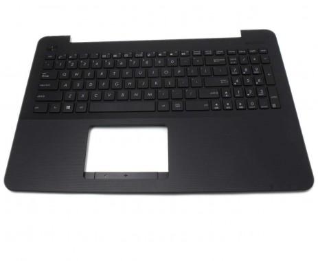 Tastatura Asus  13N0-R7A0A41 cu Palmrest negru. Keyboard Asus  13N0-R7A0A41 cu Palmrest negru. Tastaturi laptop Asus  13N0-R7A0A41 cu Palmrest negru. Tastatura notebook Asus  13N0-R7A0A41 cu Palmrest negru