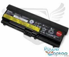 Baterie Lenovo ThinkPad L430 Originala 94Wh 55++ 9 celule. Acumulator Lenovo ThinkPad L430. Baterie laptop Lenovo ThinkPad L430. Acumulator laptop Lenovo ThinkPad L430. Baterie notebook Lenovo ThinkPad L430