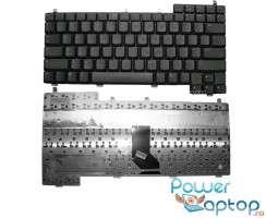 Tastatura HP Compaq Presario 2500. Tastatura laptop HP Compaq Presario 2500. Keyboard laptop HP Compaq Presario 2500