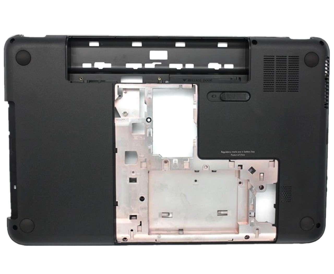 Bottom Case HP Pavilion G6 2100 Carcasa Inferioara Neagra imagine powerlaptop.ro 2021