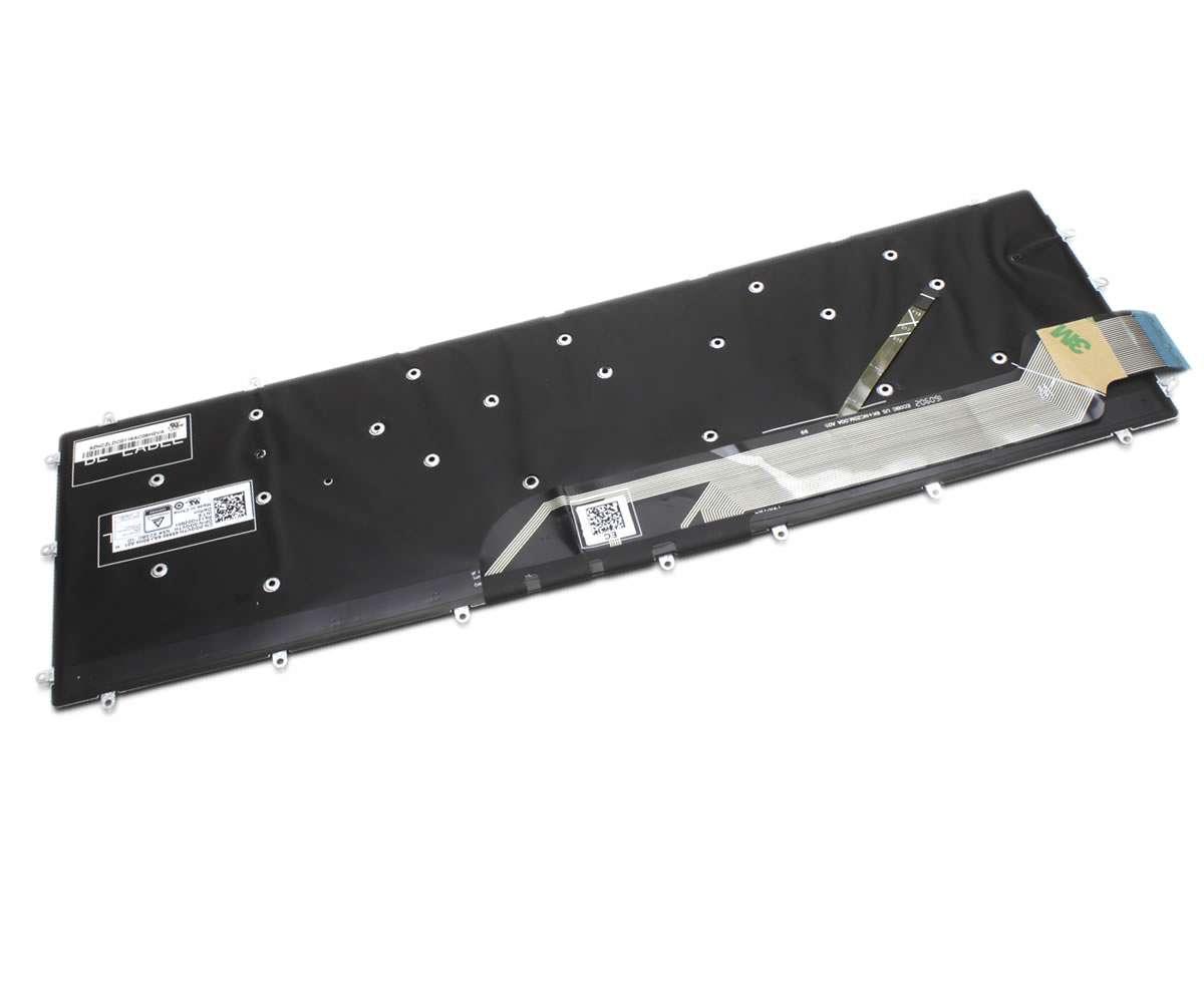 Tastatura Dell Inspiron 15 5567 iluminata imagine