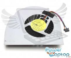 Cooler laptop Dell Latitude E6540. Ventilator procesor Dell Latitude E6540. Sistem racire laptop Dell Latitude E6540