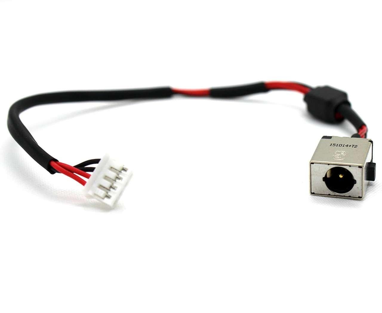 Mufa alimentare laptop Acer Aspire E5-551 cu fir imagine powerlaptop.ro 2021