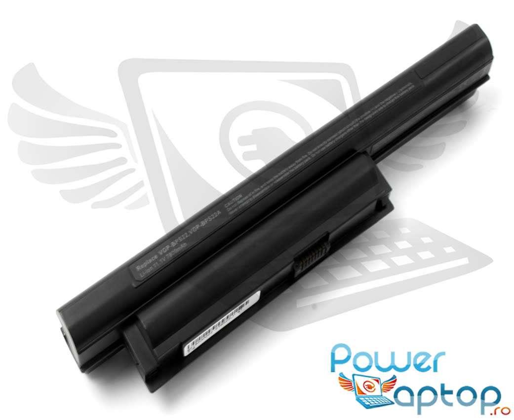 Baterie Sony Vaio VPCEA3S1R V 9 celule imagine powerlaptop.ro 2021