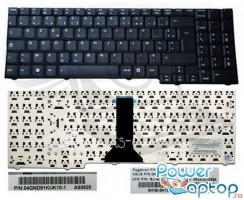 Tastatura Asus X56V . Keyboard Asus X56V . Tastaturi laptop Asus X56V . Tastatura notebook Asus X56V