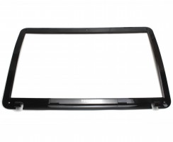 Bezel Front Cover Toshiba  V000270350 . Rama Display Toshiba  V000270350  Neagra