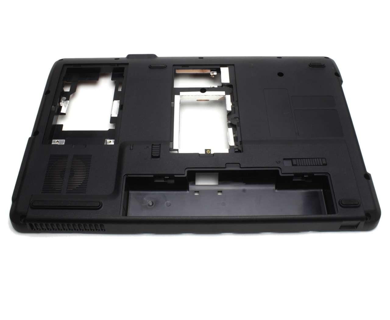 Bottom Case Emachines E725 Carcasa Inferioara Neagra imagine powerlaptop.ro 2021