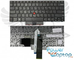 Tastatura Lenovo Thinkpad Edge E425. Keyboard Lenovo Thinkpad Edge E425. Tastaturi laptop Lenovo Thinkpad Edge E425. Tastatura notebook Lenovo Thinkpad Edge E425