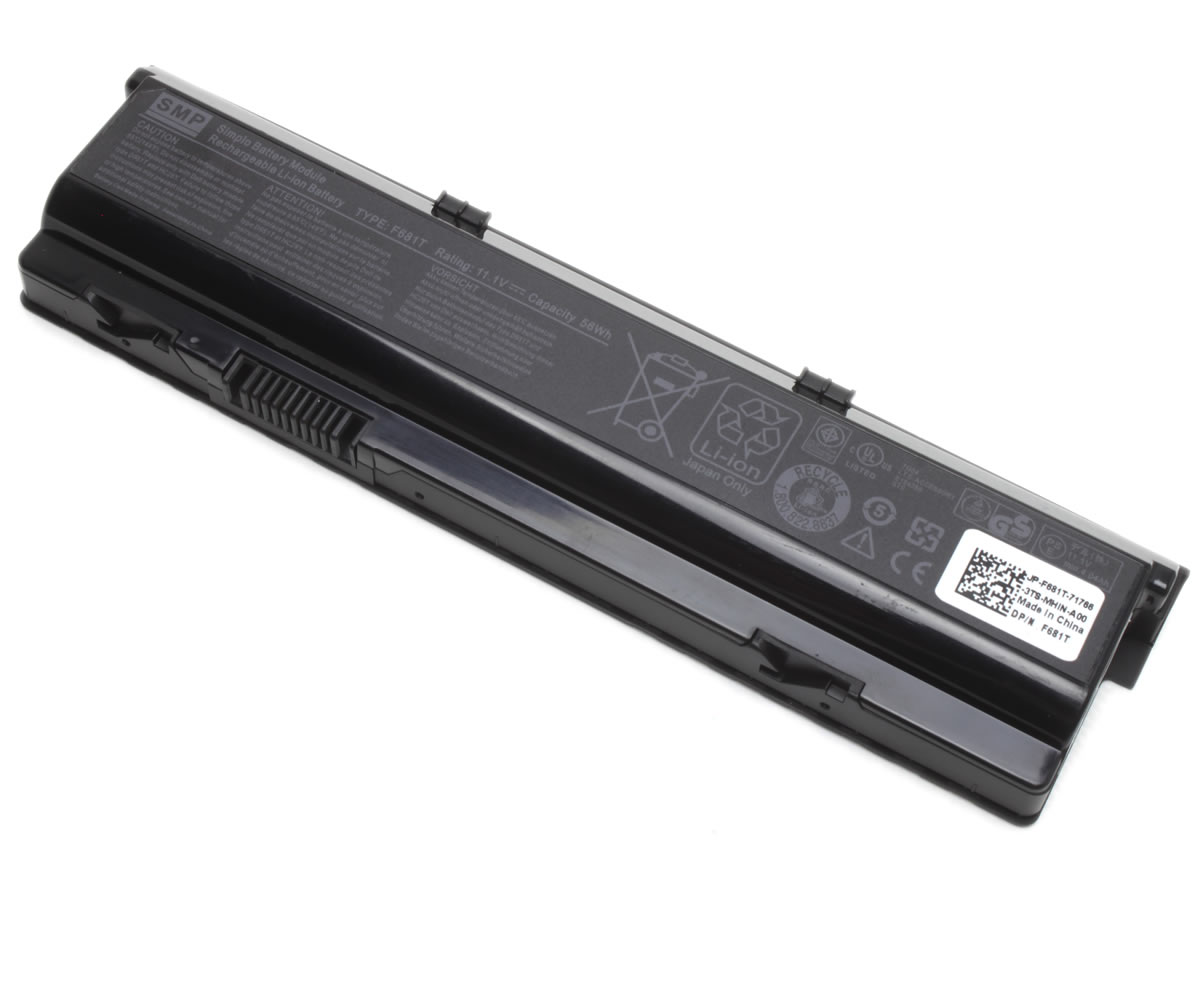 Baterie Alienware  312 0210 Originala. Acumulator Alienware  312 0210. Baterie laptop Alienware  312 0210. Acumulator laptop Alienware  312 0210. Baterie notebook Alienware  312 0210