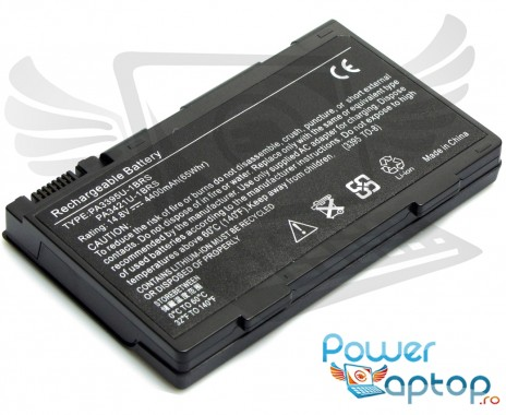 Baterie Toshiba  PA3421U-1BRS. Acumulator Toshiba  PA3421U-1BRS. Baterie laptop Toshiba  PA3421U-1BRS. Acumulator laptop Toshiba  PA3421U-1BRS. Baterie notebook Toshiba  PA3421U-1BRS