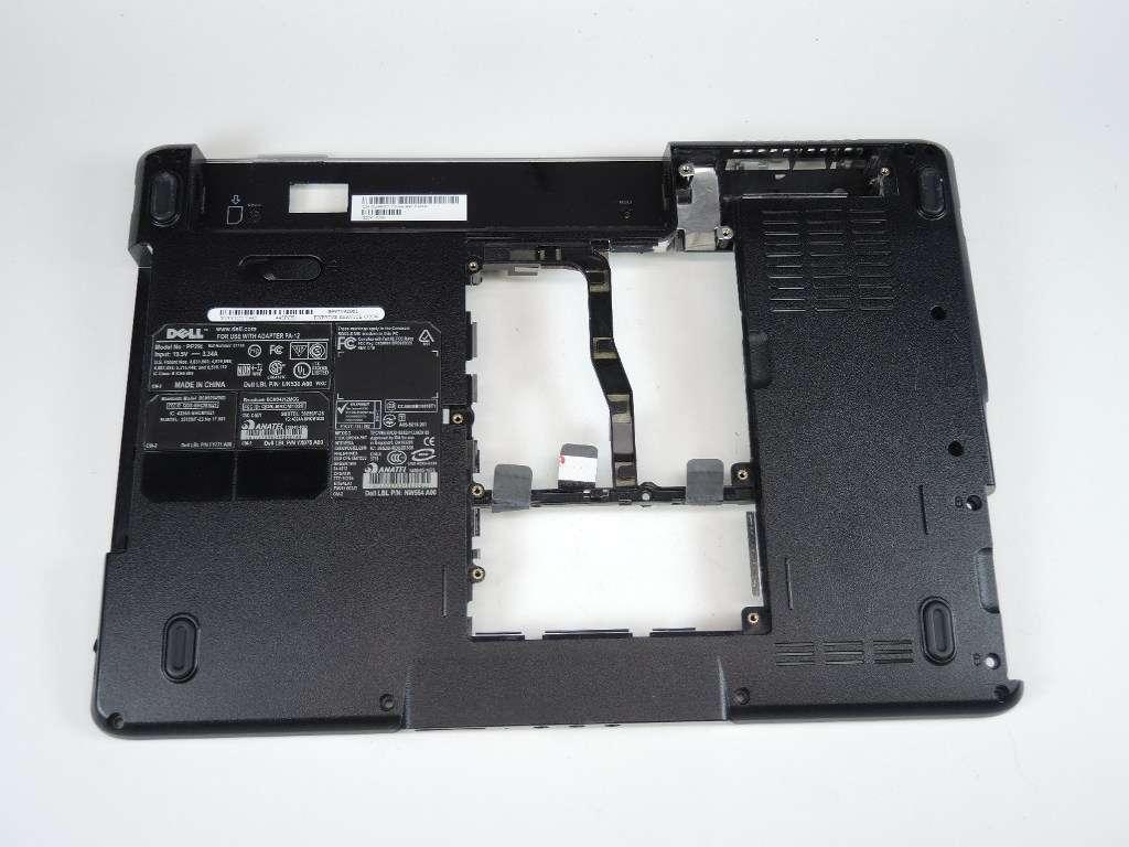 Bottom Case Dell Inspiron 1525 Carcasa Inferioara Neagra imagine powerlaptop.ro 2021
