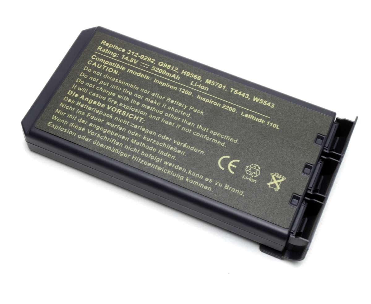 Baterie Dell Inspiron 1000 imagine 2021
