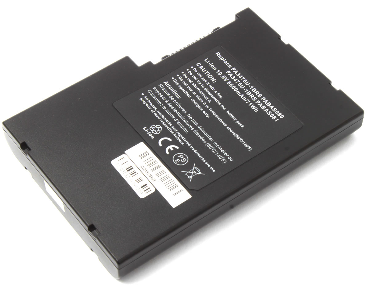 Baterie Toshiba Dynabook Qosmio G30 695LS 9 celule