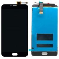 Ansamblu Display LCD  + Touchscreen Meizu U20. Modul Ecran + Digitizer Meizu U20