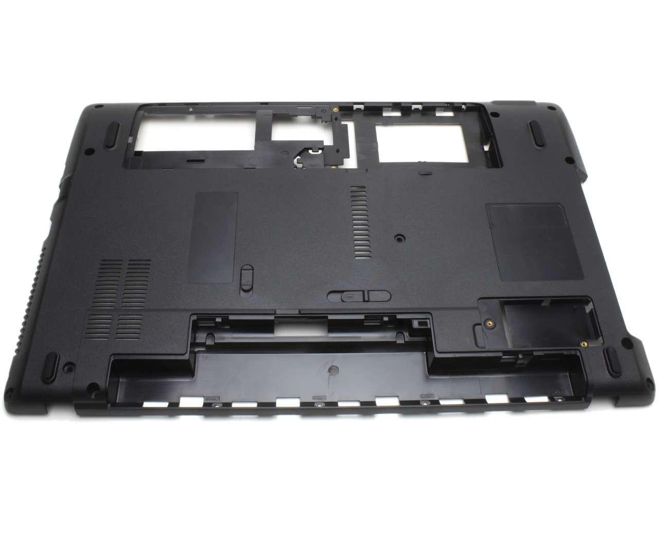 Bottom Case Packard Bell Easynote TK87 V1 Carcasa Inferioara cu codul AP0FO0007000 imagine powerlaptop.ro 2021