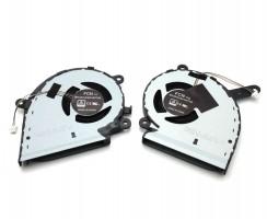 Sistem coolere laptop Asus 13NR0220M03012. Ventilatoare procesor Asus 13NR0220M03012. Sistem racire laptop Asus 13NR0220M03012