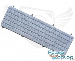Tastatura HP Pavilion dv6 1220 alba. Keyboard HP Pavilion dv6 1220 alba. Tastaturi laptop HP Pavilion dv6 1220 alba. Tastatura notebook HP Pavilion dv6 1220 alba