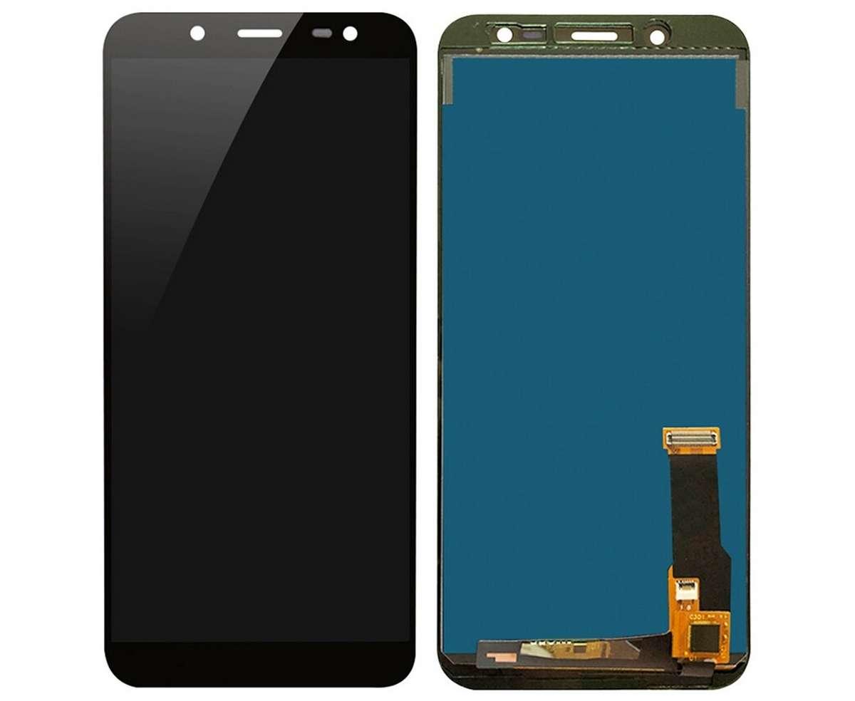 Display Samsung Galaxy J6 2018 J600 TFT LCD Black Negru imagine powerlaptop.ro 2021