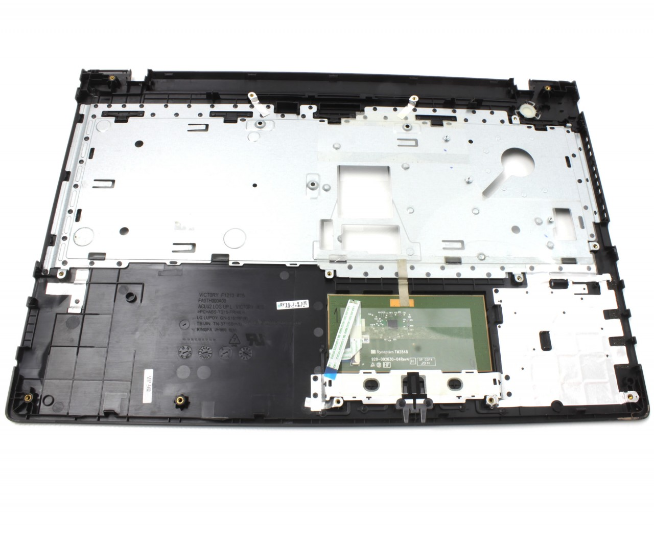 Palmrest Lenovo G50 45 Carcasa superioara neagra imagine powerlaptop.ro 2021