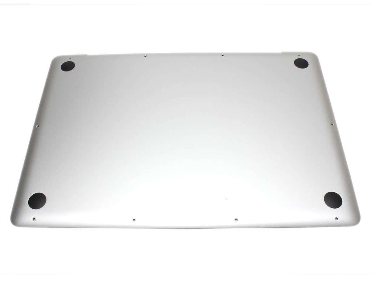 Bottom Case MacBook Pro Unibody 13 A1278 Mid 2009 Carcasa Inferioara Argintie imagine