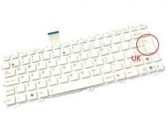 Tastatura Asus Eee PC 1011CX alba. Keyboard Asus Eee PC 1011CX. Tastaturi laptop Asus Eee PC 1011CX. Tastatura notebook Asus Eee PC 1011CX