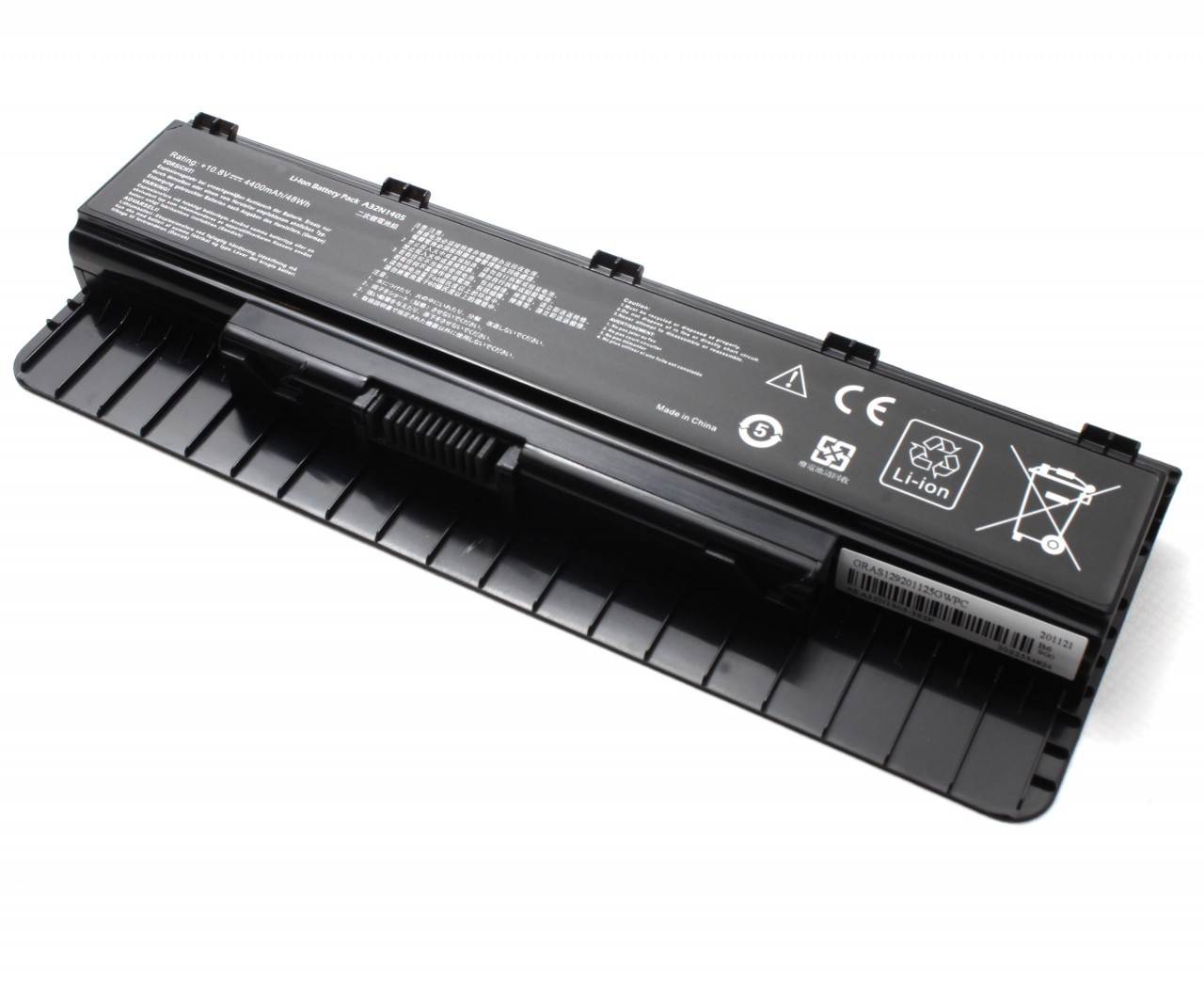 Baterie Asus N751JK imagine powerlaptop.ro 2021