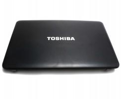 Carcasa Display Toshiba Satellite L855. Cover Display Toshiba Satellite L855. Capac Display Toshiba Satellite L855 Neagra