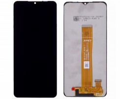 Display Samsung Galaxy A12 A125 Display TFT LCD Black Negru. Ecran Samsung Galaxy A12 A125 Display TFT LCD Black Negru