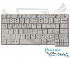 Tastatura Acer Ferrari 1100 alba. Keyboard Acer Ferrari 1100 alba. Tastaturi laptop Acer Ferrari 1100 alba. Tastatura notebook Acer Ferrari 1100 alba