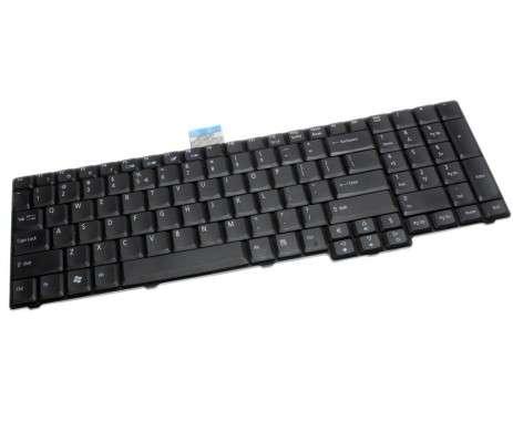 Tastatura Acer Aspire 6530g neagra. Tastatura laptop Acer Aspire 6530g neagra
