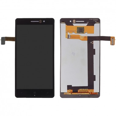 Ansamblu Display LCD + Touchscreen Nokia Lumia 830. Ecran + Digitizer Nokia Lumia 830