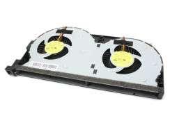 Cooler laptop Lenovo IdeaPad Y50-70. Ventilator procesor Lenovo IdeaPad Y50-70. Sistem racire laptop Lenovo IdeaPad Y50-70