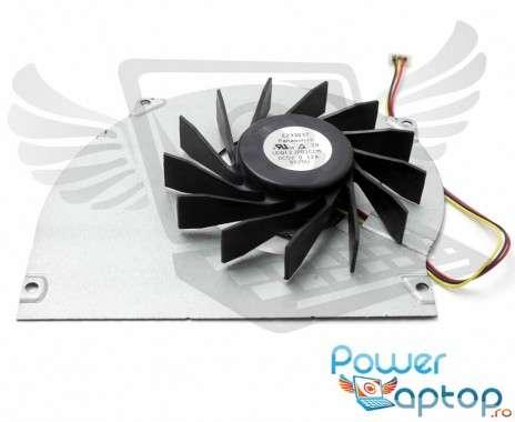 Cooler laptop Acer Aspire 3740G. Ventilator procesor Acer Aspire 3740G. Sistem racire laptop Acer Aspire 3740G