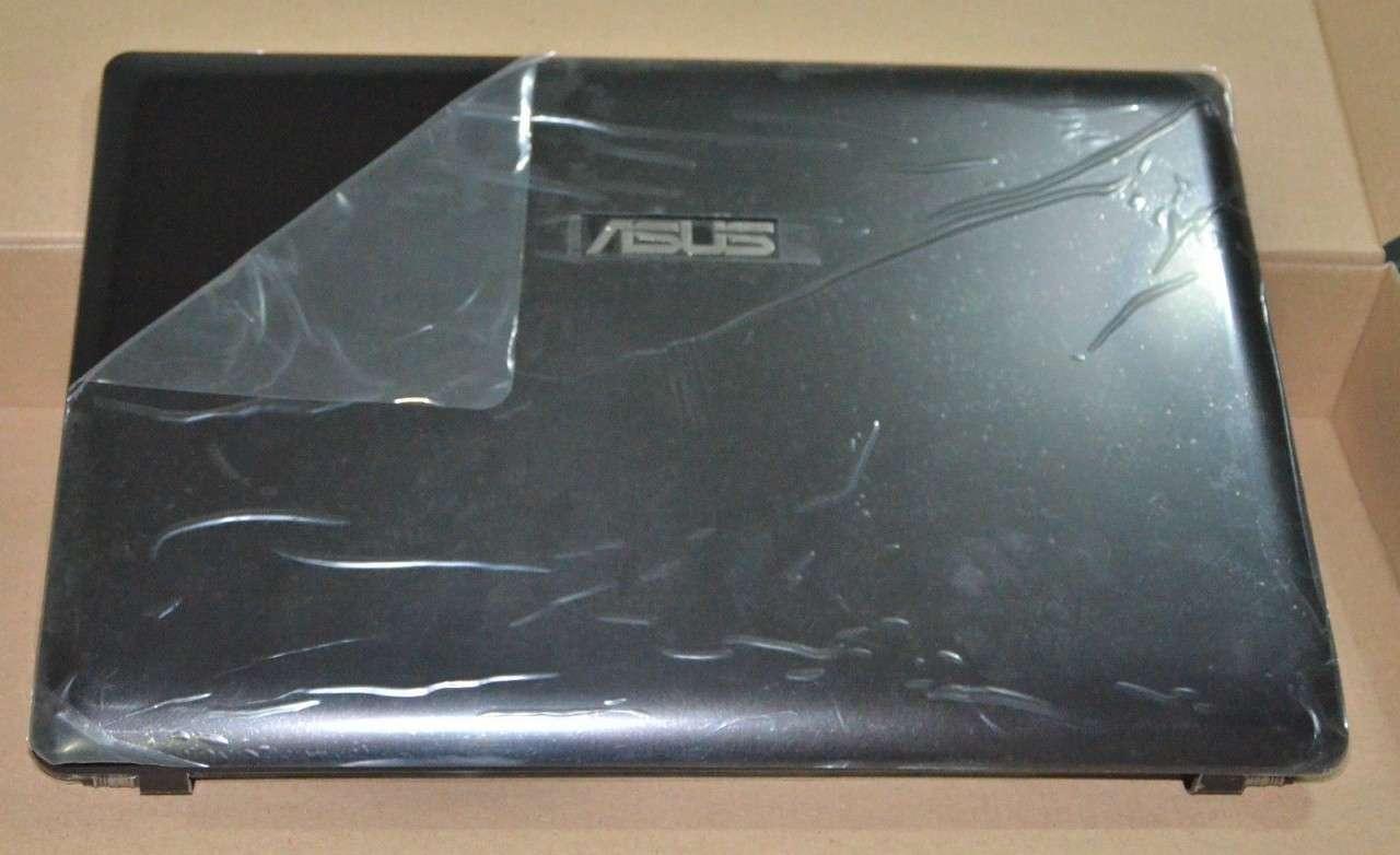 Capac Display BackCover Asus X52DR Carcasa Display Neagra imagine