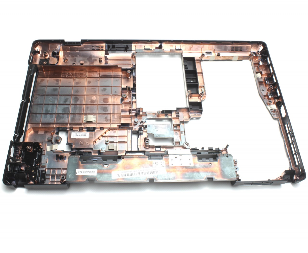 Bottom Case Lenovo AP0NV000L0004W4110 Carcasa Inferioara Neagra imagine powerlaptop.ro 2021